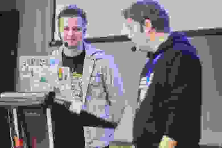 Программные директора RustCon Russia Максим Белоусов и Андрей Ермилов сами выступают на конференциях