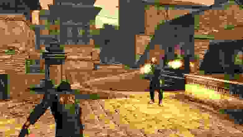Финальная версия Dark Sector