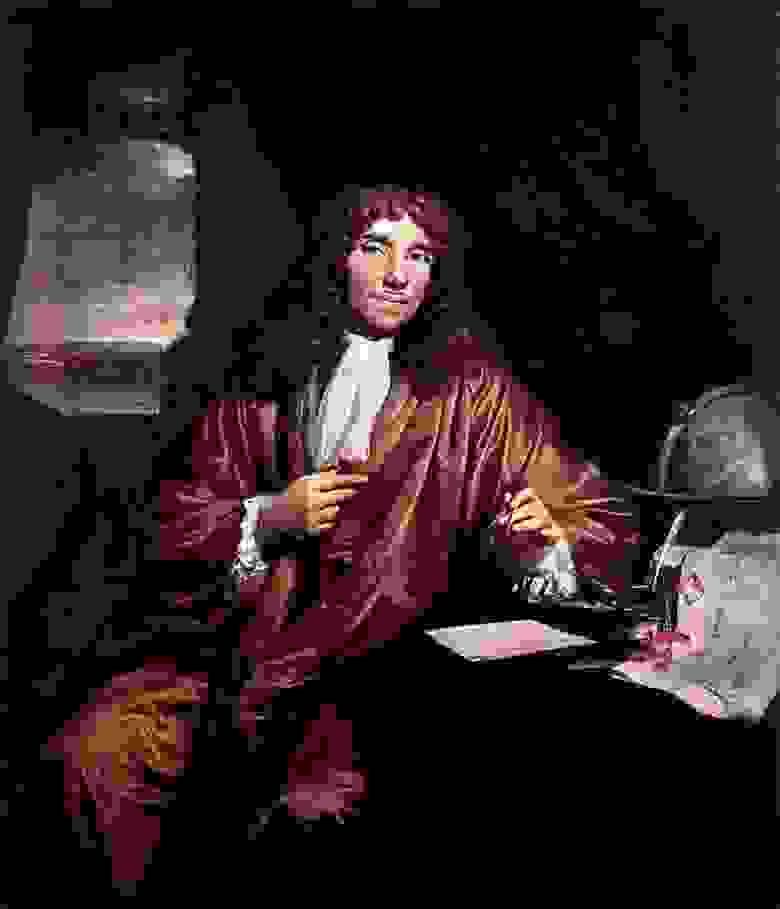 Антони ван Левенгук 24.10.1632 — 26.08.1723