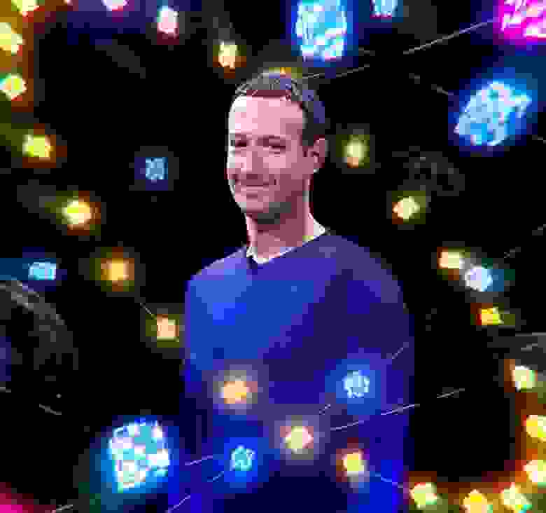 Mark Zuckerberg (фото The Verge)
