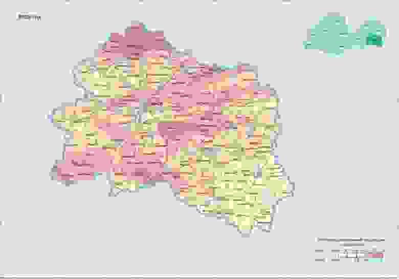 Орловская область в 2026, Цезий