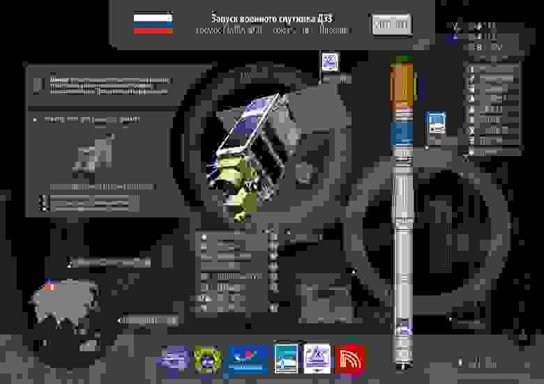 Космос (ЭМКА) – Союз-2-1в