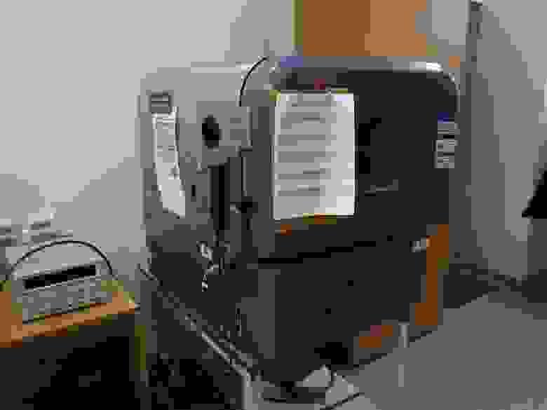 Термокамера для проверки дронов в жестких условиях