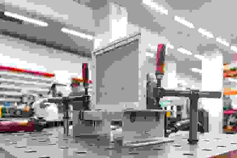 """Процесс производства детекторов в Центре прототипирования """"Кинетика"""" НИТУ """"МИСиС"""""""