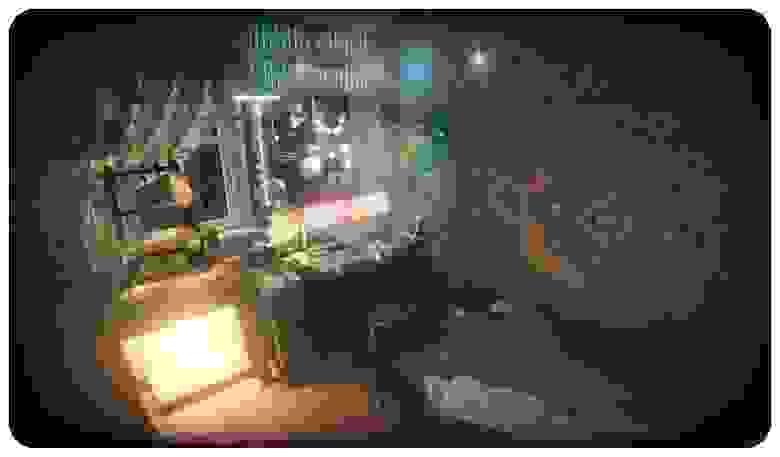 Рис. 3. Скриншот игры. Первый уровень