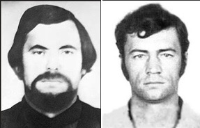 Владимир Шашенок и Валерий Ходемчук