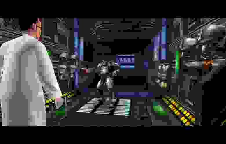 Знакомая многим игра X-COM