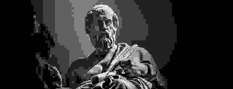 Платон — учитель Аристотеля