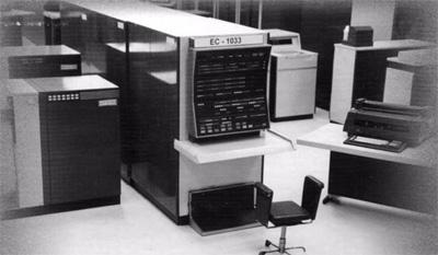 ЕС-1033. Фото Виртуального компьютерного музея