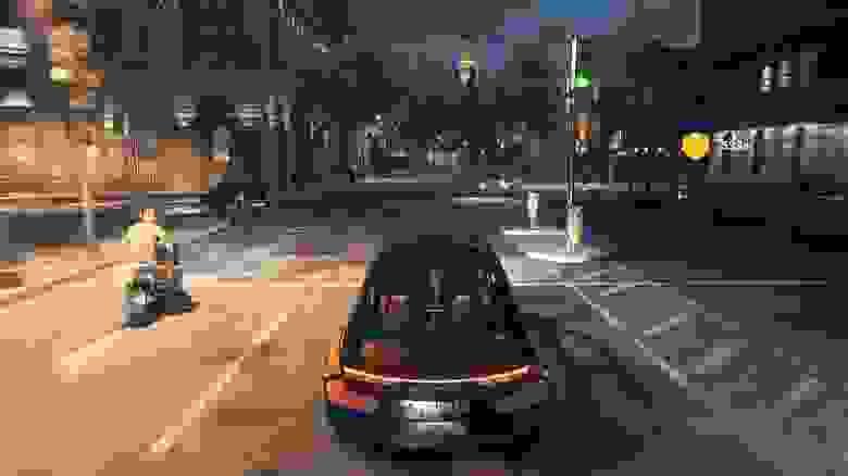 Все дороги в Watch Dogs Legion закольцованы, чтобы игрок мог двигаться вперёд