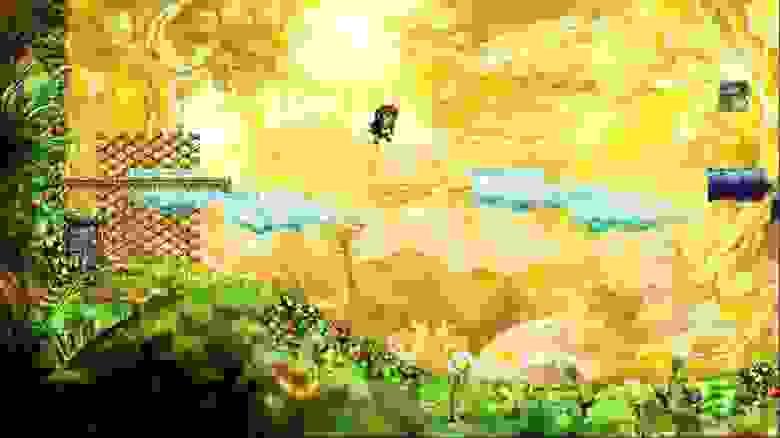 Одна из самых первых инди-игр — Braid. Источник: Critical Distance.