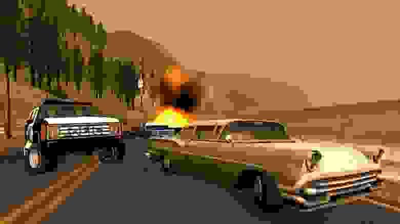 Погоня в Grand Theft Auto: San Andreas — одно из самых интересных занятий, так как любые действия игрока провоцируют мир отвечать ему