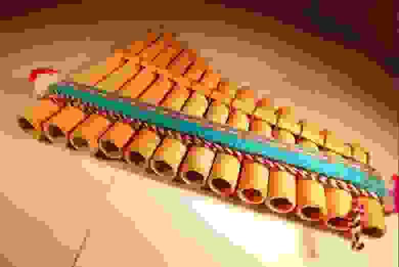 флейта Пана [0]