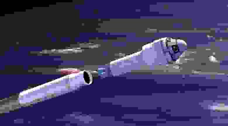 Полет Starliner в космос 20 декабря 2019 года / ULA