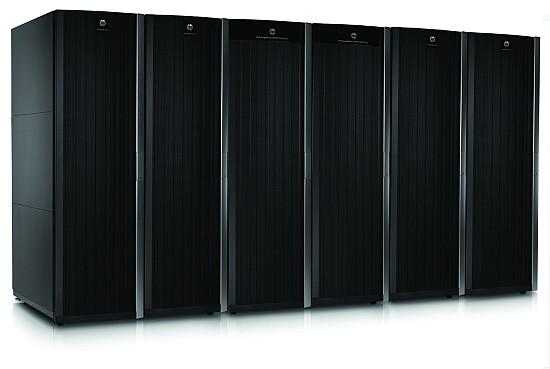 Максимальная конфигурация массива HP StorageWorks P9500