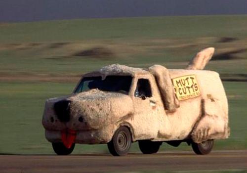 Dumb car