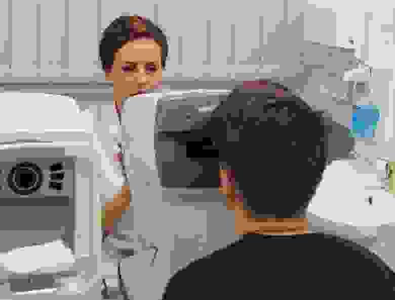 Пневмотонометрия — измерение внутриглазного давления
