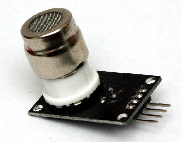 Сенсор концентрации углекислого газа MG811