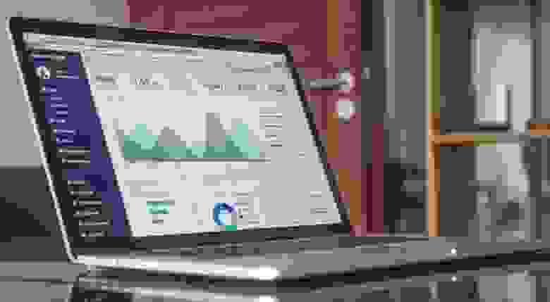 Заглавная картинка: визуализация данных на графиках и диаграммах