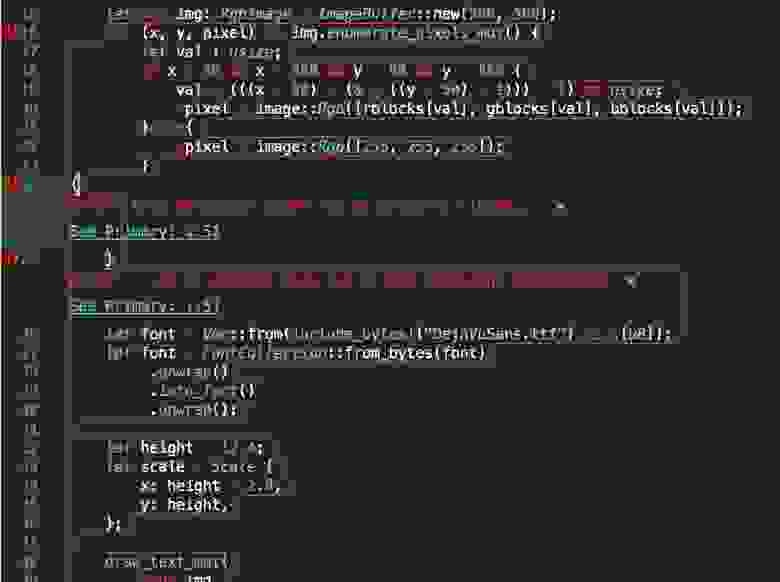 Rust-enhanced Sublime Text plugin