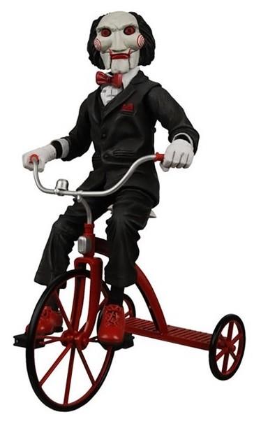 Я почему раньше злой был? У меня просто велосипеда не было.