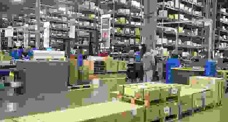 Bosch Rexroth выпускает разногабаритную продукцию: для ее учета нужен особый подход