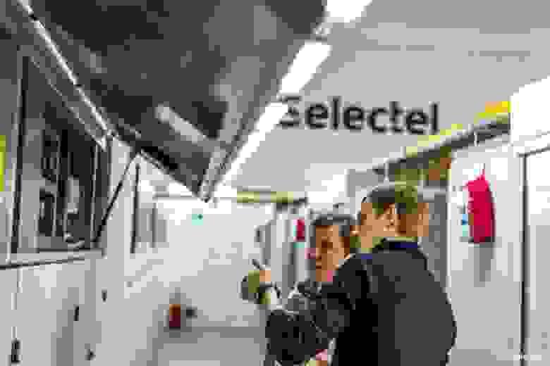 Осмотр кондиционеров в дата-центре Цветочная 1