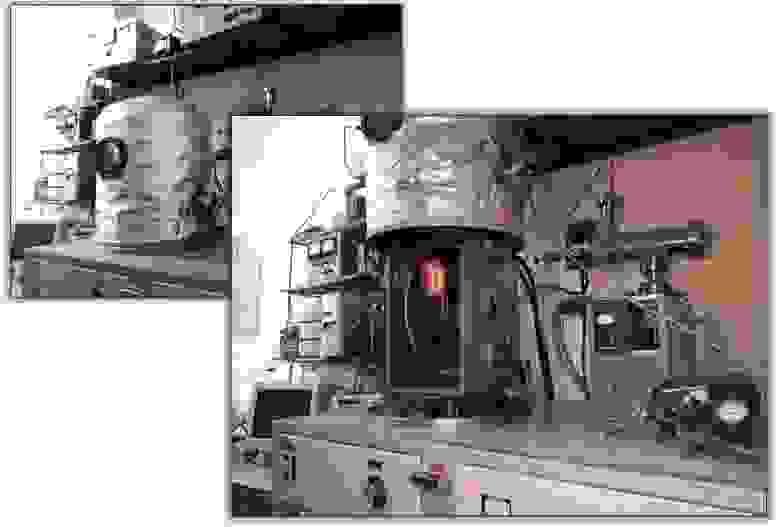 Вакуумная установка для изготовления рентгеновских зеркал, первое поколение. Харьков, 2002 г.