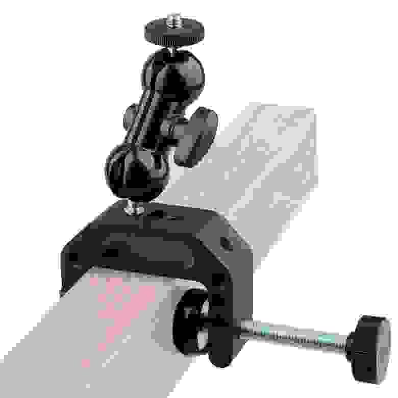 Camera clamp mount
