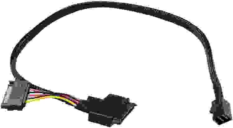 HD Mini SAS to U.2 cable