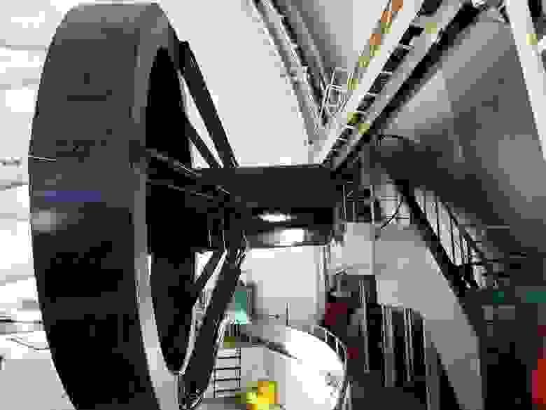 Место стыковки космического телескопа с реальностью