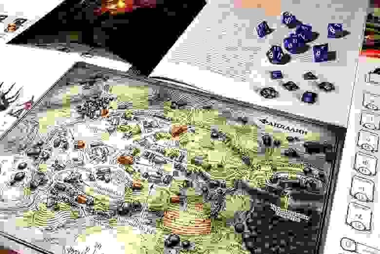 Dungeon & Dragons - настольная ролевая игра