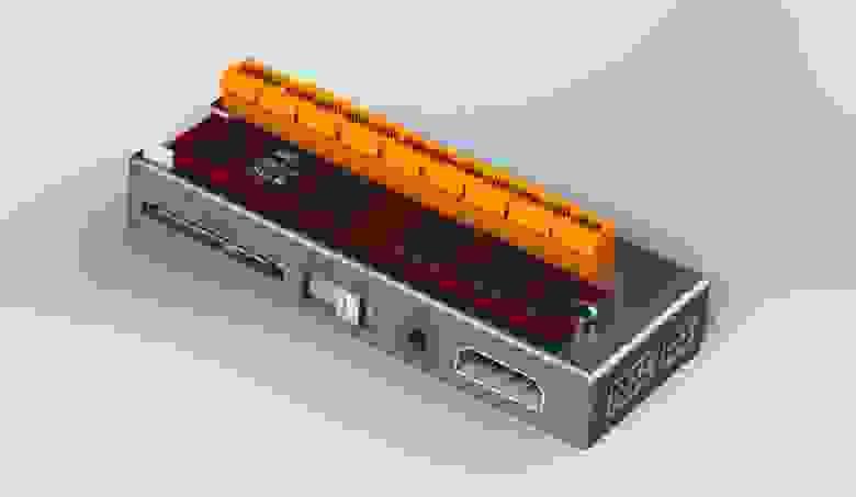 Custom adapter to PCIe from U.2