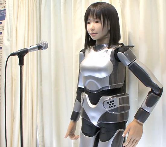 Видео японских роботов для секса
