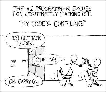 Распределенная компиляция C/C++ проектов с помощью ICECC
