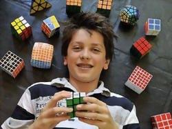 собирать кубик Рубика 3×3