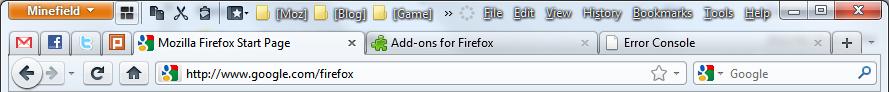 [изменённый заголовок окна Firefox]