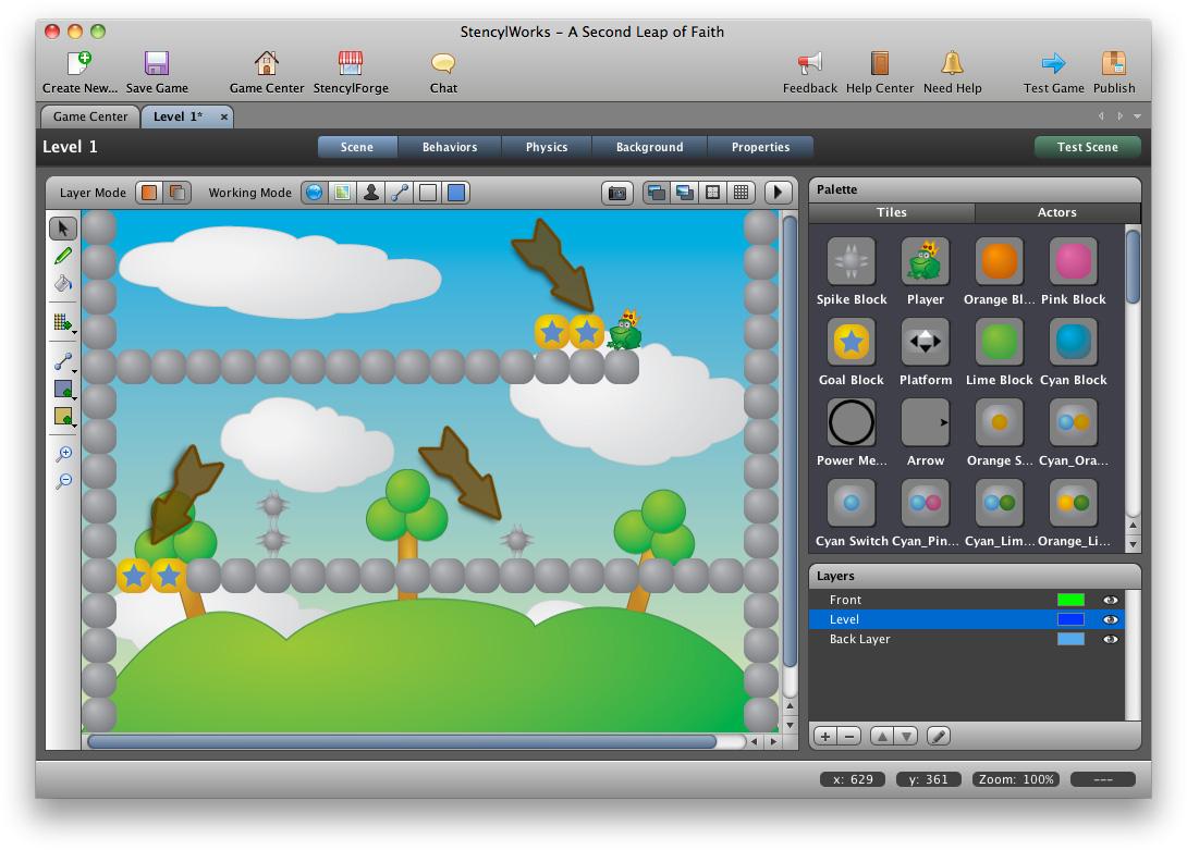 flash создание online игры: