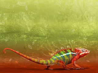 Визуальная криптография для цветных изображений