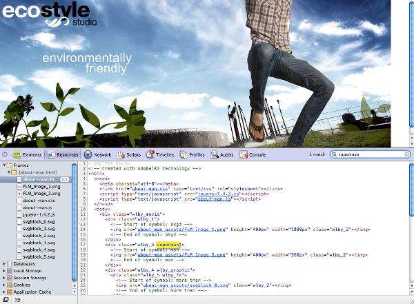 Adobe выпустила конвертер Flash в HTML5