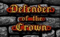 Defender of the Crown. Прародитель стратегий