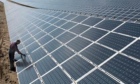 Из Сахары планируют сделать энергетический оазис