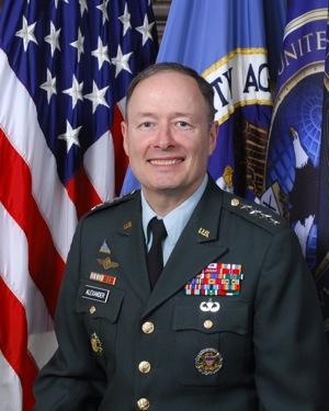 Генерал Кит Александер (Keith Alexander), глава только что созданного Киберштаба США при Пентагоне