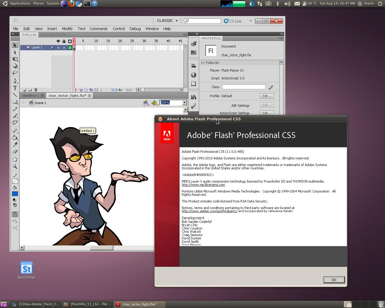 Adobe Flash Cs3 Учебник Скачать