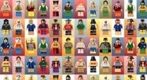Могучий легион Лего