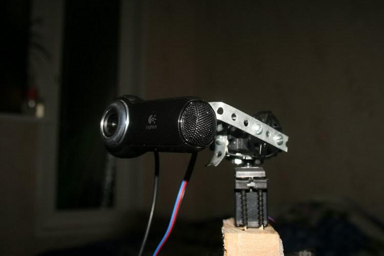 управляемая веб камера