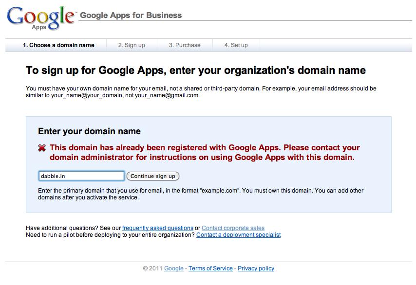 Истёкшие домены — дыра в безопасности Google Apps