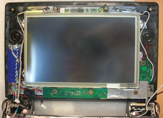 Моддинг Asus Eee PC 701 4G