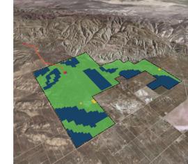 В Калифорнии будет построена 250-мегаваттная солнечная электростанция