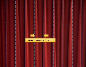 Вводим новую систему измерений: блок сборки (ruffle unit)